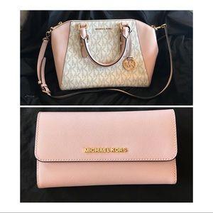 Michael Kors Bag & Wallet